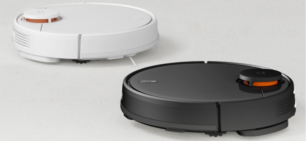 Xiaomi Mijia Robot Vacuum Cleaner LDS - robotický vysavač