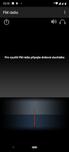 FM rádio