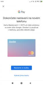 Google Pay sice v Redmi 7A zprovozníte