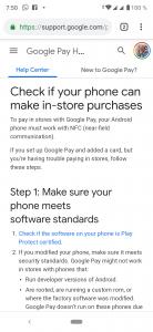Kvůli chybějícímu NFC bez bezkontaktních plateb
