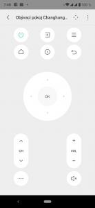 Mi A3 zastoupí dálkový ovladač