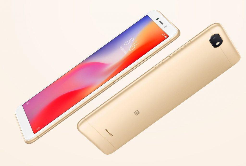 Telefony Xiaomi Redmi 6 a 6A dostávají update na Android 9 Pie