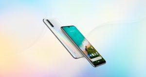 Xiaomi Mi A3 - bílá verze