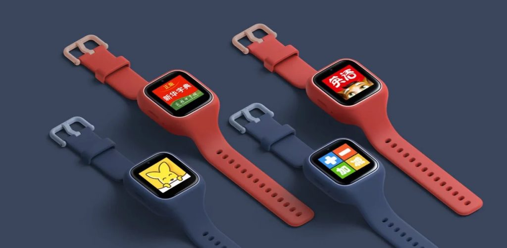 Xiaomi Mi Bunny Watch 3C - chytré hodinky pro děti
