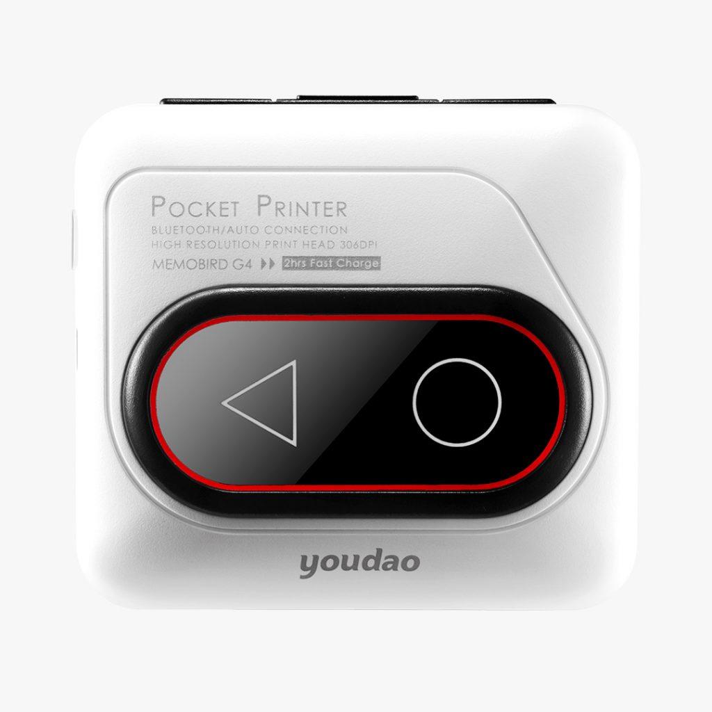 Xiaomi Youdao Memobird G4 - kapesní tiskárna