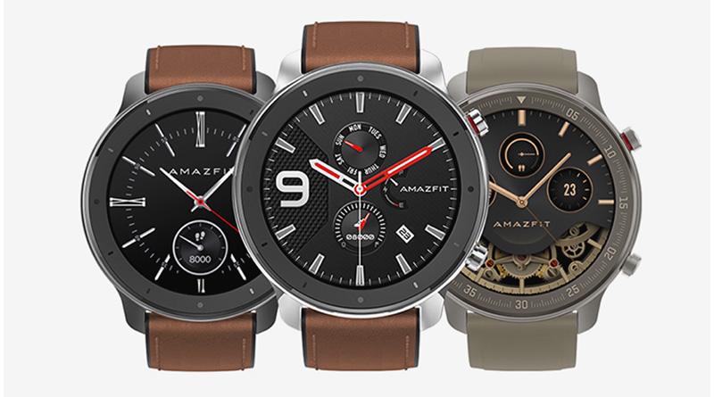 Líbí se vám hodinky Xiaomi Huami Amazfit GTR? Už zítra je můžete mít!