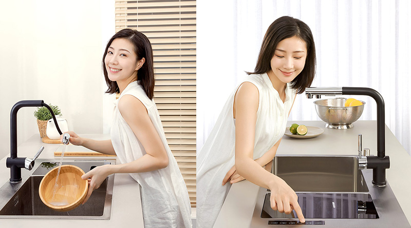 3 (ne)známé produkty Xiaomi: vysavač, pračka potravin a čistička vzduchu