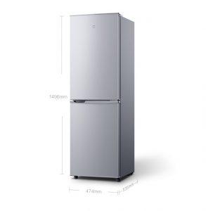 Mi 2-Door Refrigerator 160L