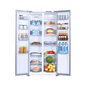 Mi 2-Door Side-by-Side Refrigerator 483L o