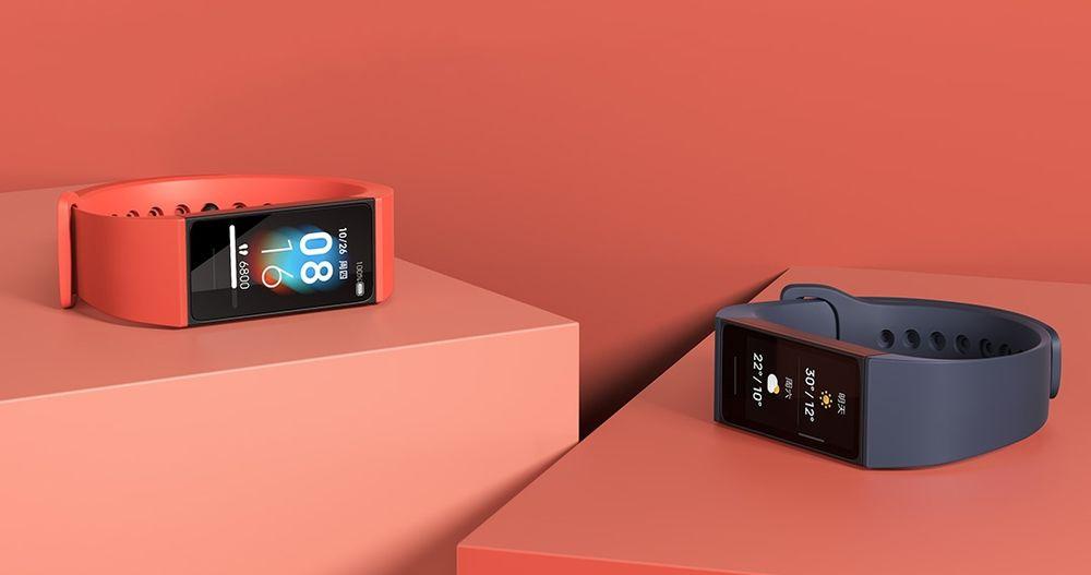 Xiaomi Mi Band 4C chytrý fitness náramek
