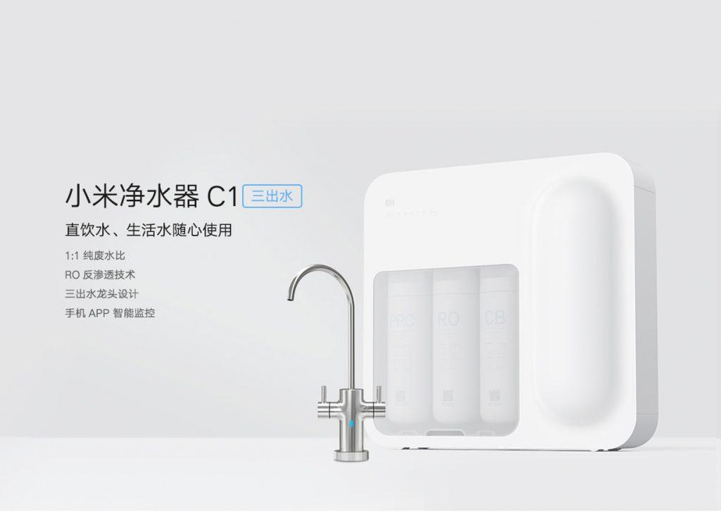 Xiaomi Mi Water Purifier C1 - čistička vody