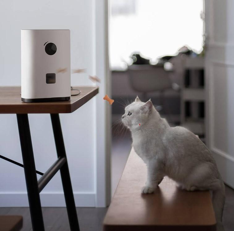 Xiaomi Pawbby Pet - kamera pro sledování domácích mazlíčků