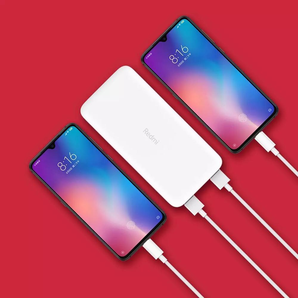Powerbanka Xiaomi Redmi Power Bank 10000 mAh