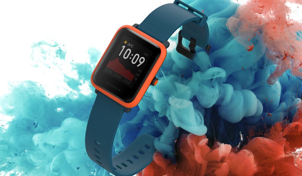 Chytré hodinky Xiaomi Huami Amazfit Bip S