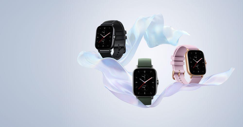 Chytré hodinky Amazfit GTS 2e