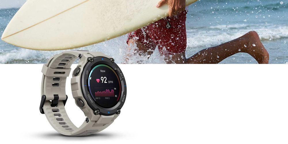 Chytré hodinky Amazfit T-Rex Pro
