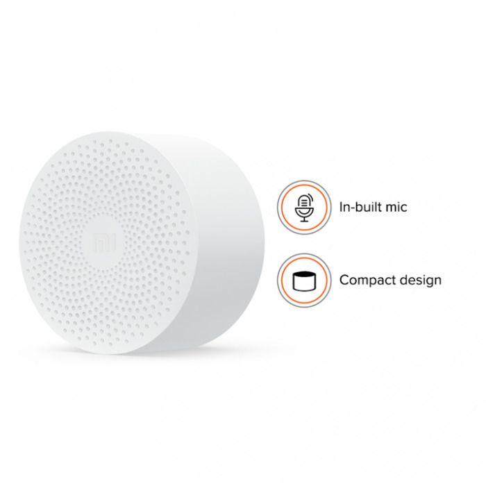 Bezdrátový reproduktor Xiaomi Mi Compact Bluetooth Speaker 2