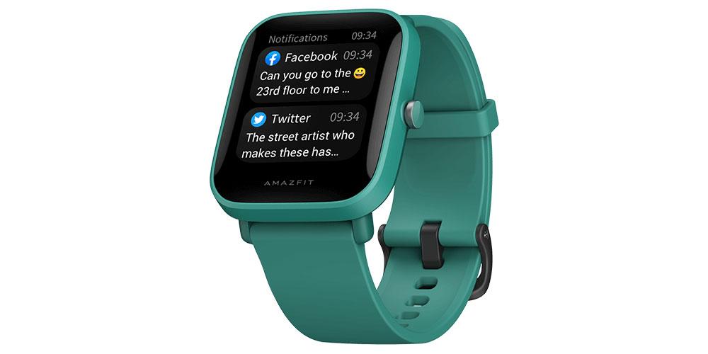 Chytré hodinky Xiaomi Amazfit Bip U
