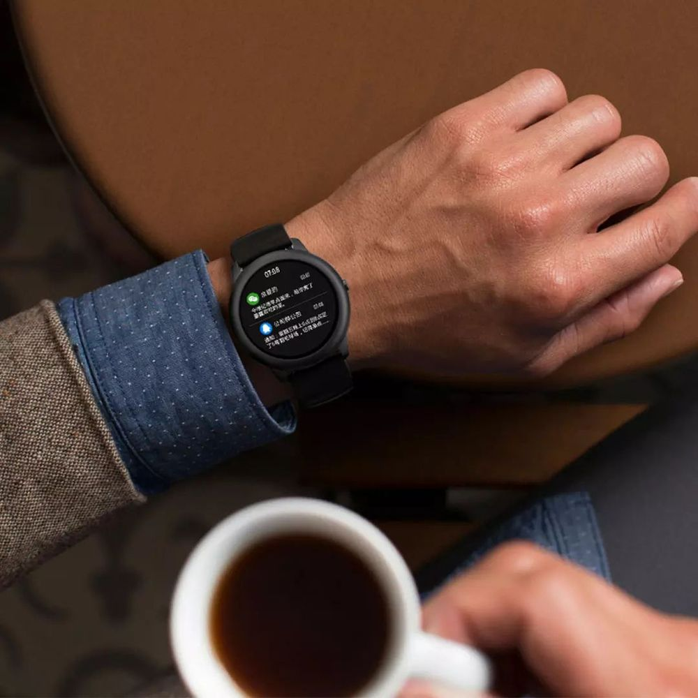 Chytré hodinky Xiaomi Haylou Solar LS05
