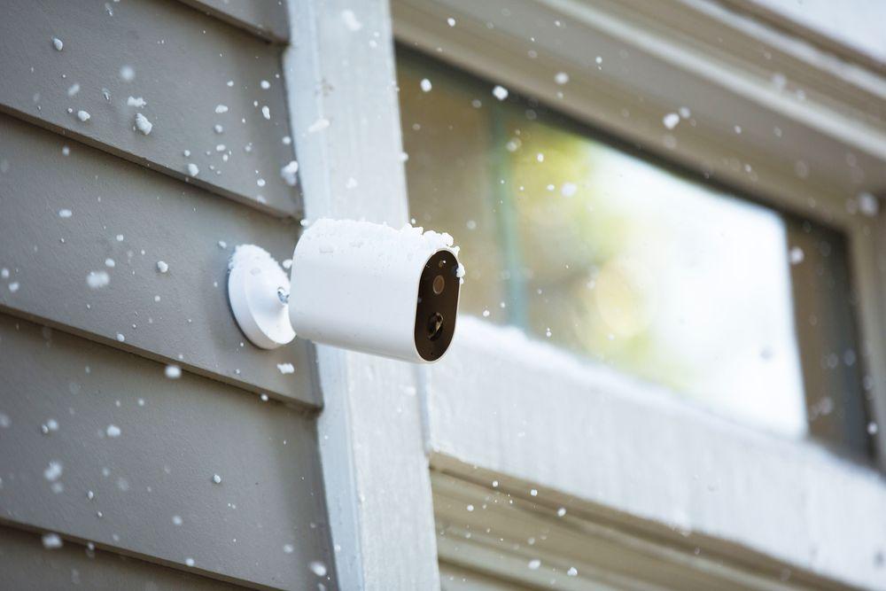 Bezdrátová bezpečnostní IP kamera IMILAB EC2 Wireless Home Security Camera