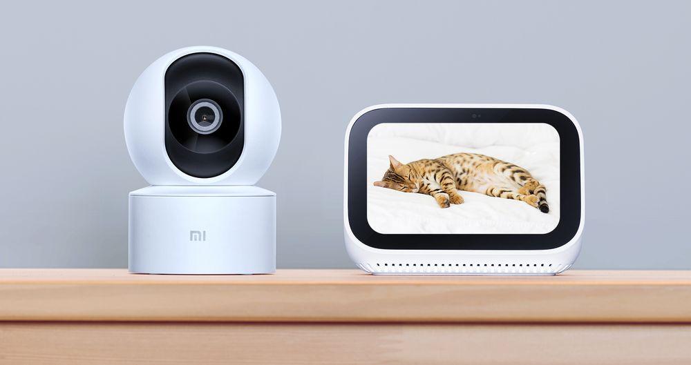Bezdrátová kamera Mi 360° Camera (1080p)