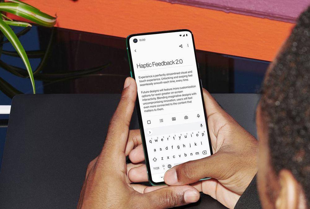 Chytrý telefon OnePlus 8T