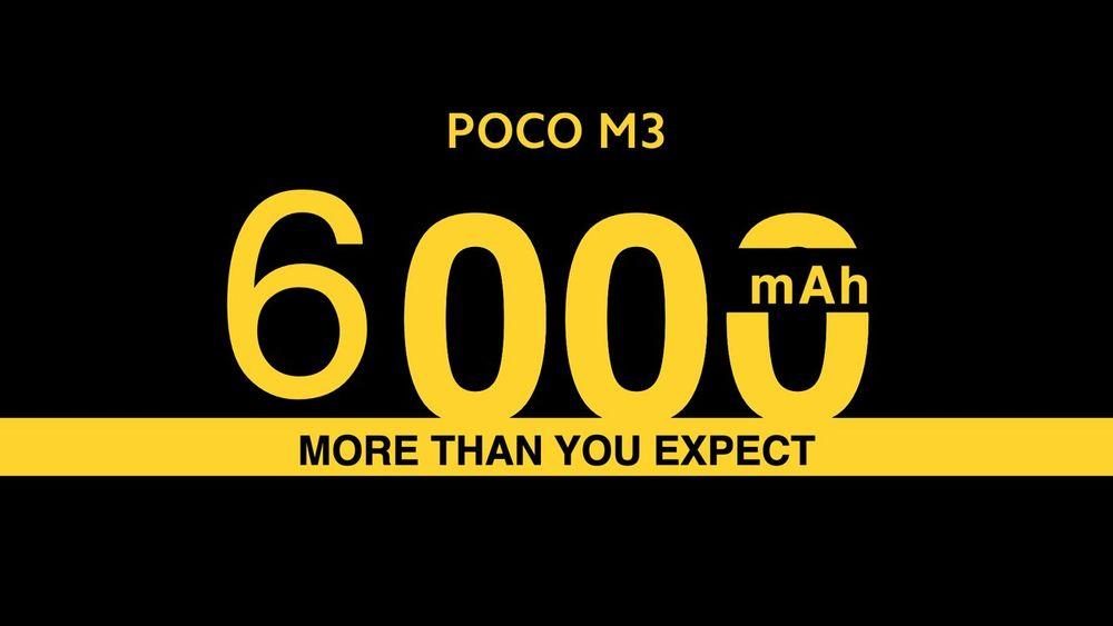 Telefon Xiaomi Poco M3