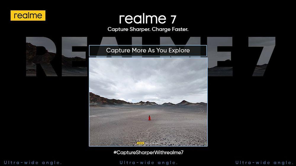Telefon Realme 7