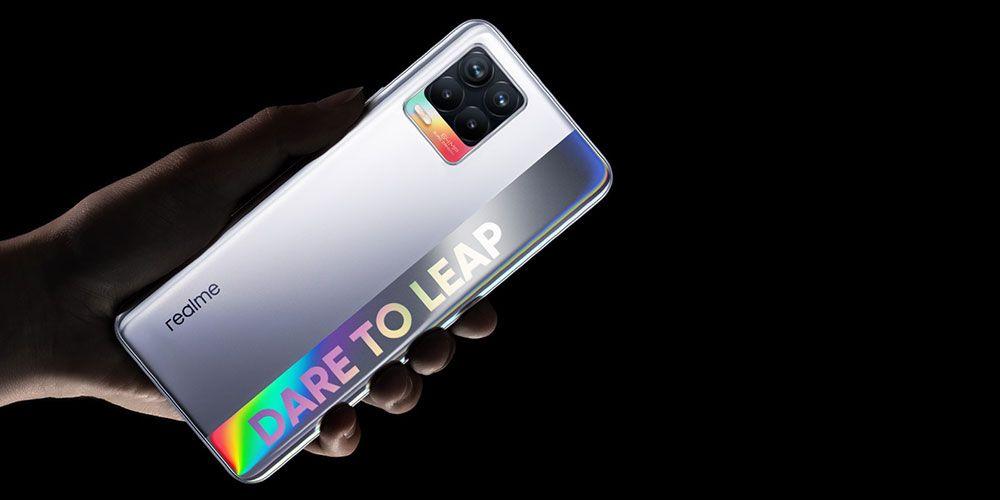 Chytrý telefon Realme 8