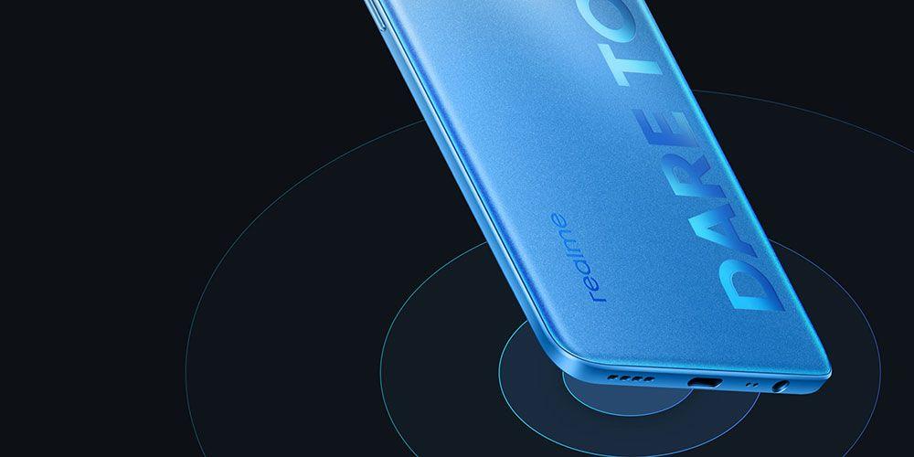 Chytrý telefon Realme 8 Pro