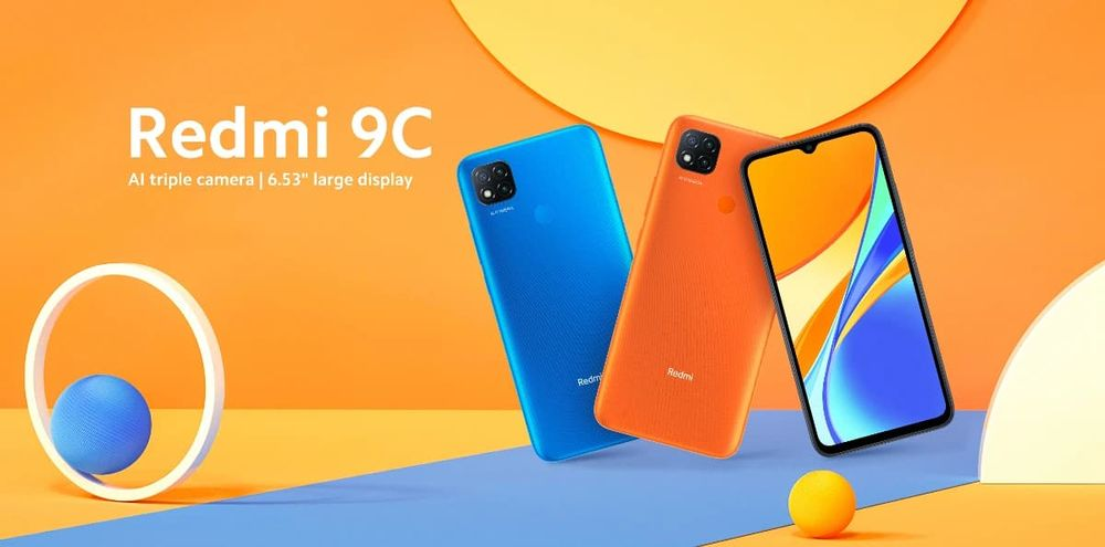 Telefon Redmi 9C