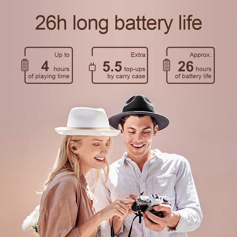 Bezdrátová sluchátka Xiaomi Haylou GT1 Pro