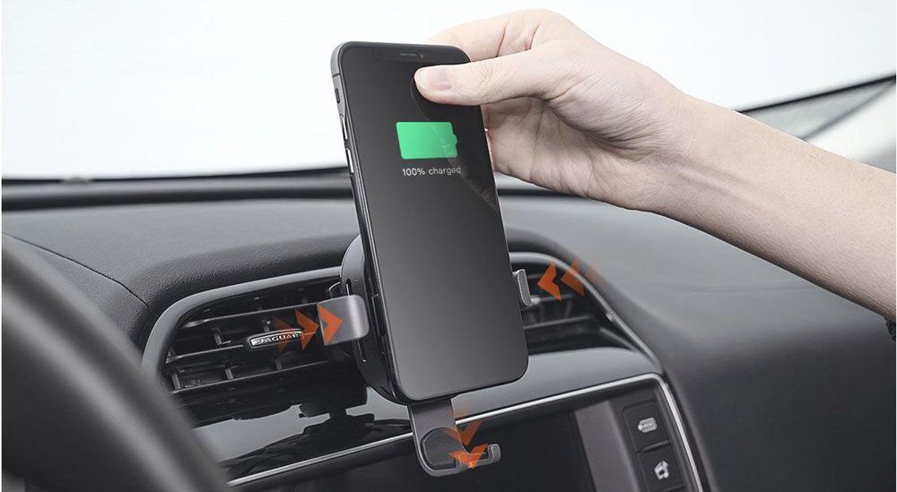 Xiaomi 70mai bezdrátová nabíječka do auta
