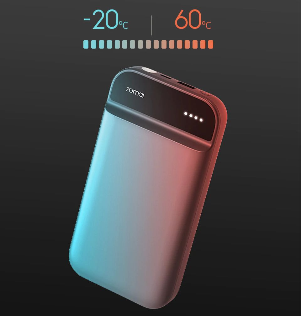 Xiaomi 70mai Jump Starter