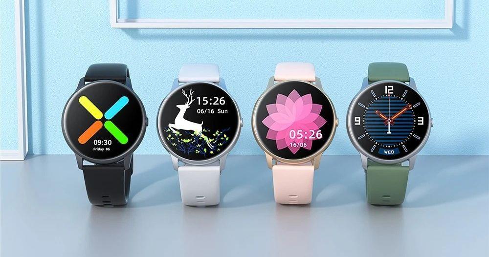 Chytré hodinky Xiaomi IMILAB KW66