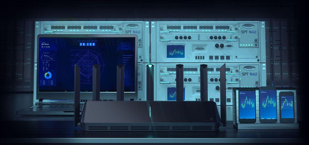 Wi-Fi router Xiaomi Mi AIoT Router AX3600