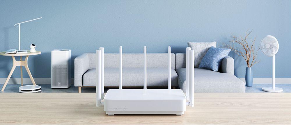 Bezdrátový Wi-Fi router Xiaomi Mi AIoT Router AC2350