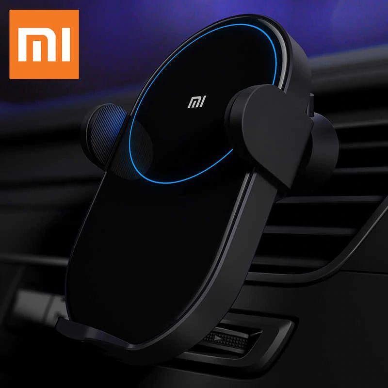 Xiaomi Mi bezdrátová nabíječka do auta (20W)