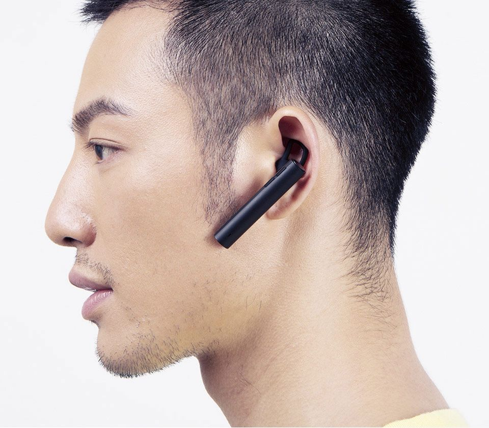 Handsfree Xiaomi Mi Bluetooth Headset Basic