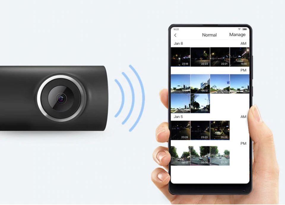 Kamera do auta Xiaomi Mi Dash Cam 70 Mai 1S