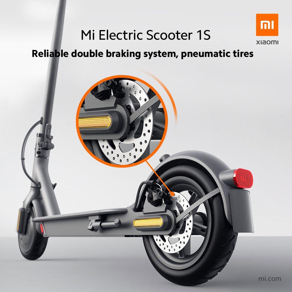 Elektrická koloběžka Xiaomi Mi Electric Scooter 1S
