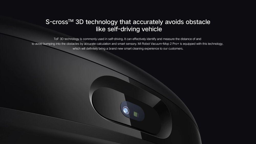 Robotický vysavač Xiaomi Mi Robot Vacuum Mop 2 Pro+