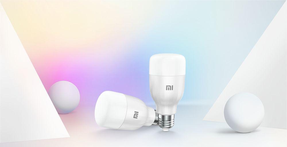 Chytrá žárovka Xiaomi Mi Smart LED Bulb Essential (White and Color)