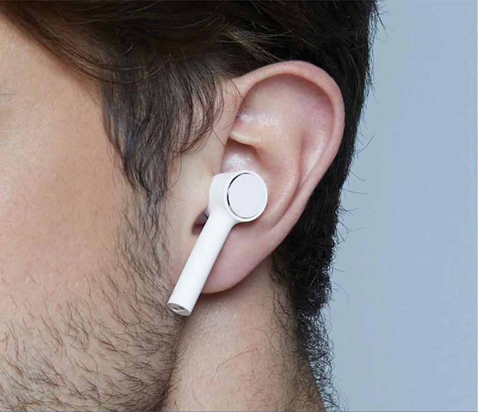 Bezdrátová sluchátka Xiaomi Mi True Wireless Earphones Lite