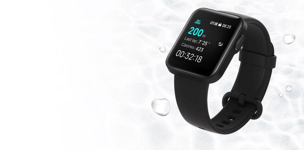 Chytré hodinky Xiaomi Mi Watch Lite