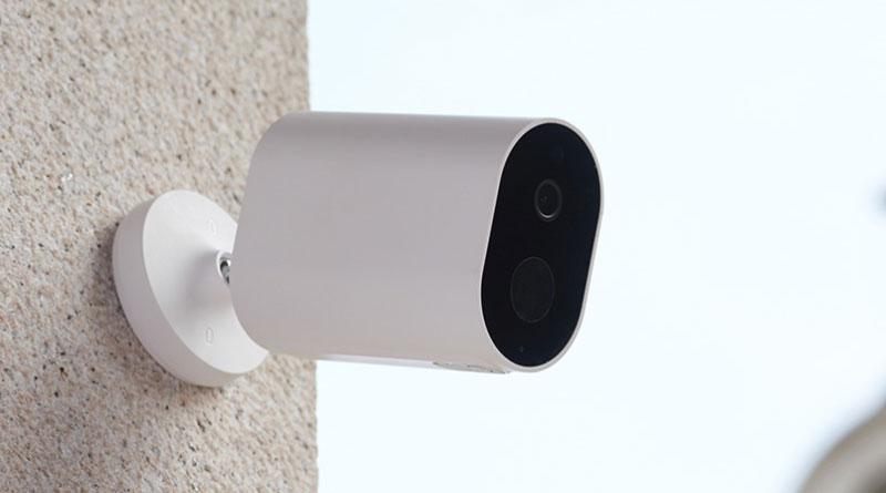 Xiaomi představilo IP kameru Smart Camera Battery na baterky
