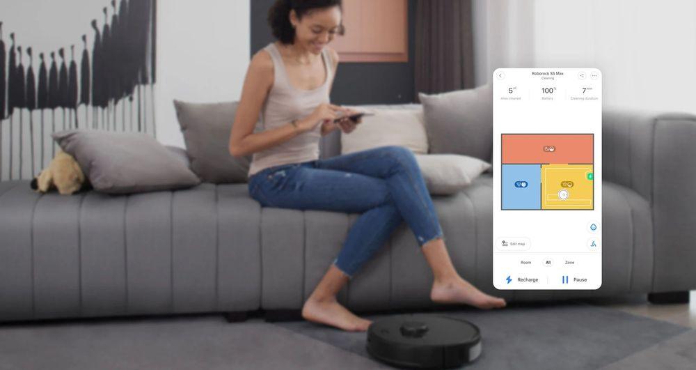 Xiaomi Roborock S5 Max