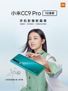 Nejnovější telefon Xiaomi