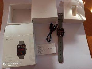 Obsah balení Huami Amazfit GTS [unpacking]