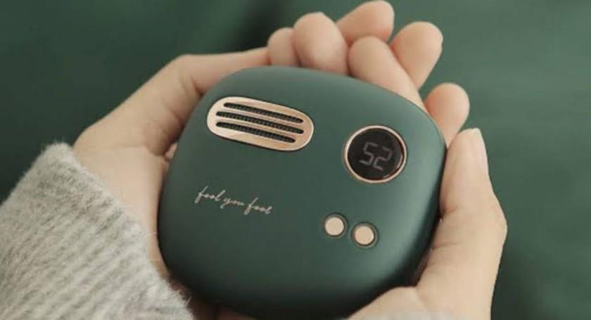 Xiaomi Powerbank and Hand Warmer - ohřívač dlaní